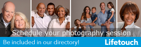 Schedule your directory photography session